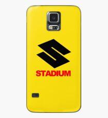 Funda/vinilo para Samsung Galaxy STADIUM//yellow