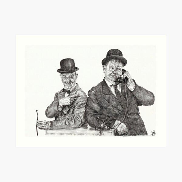 'A call for Ollie' Art Print