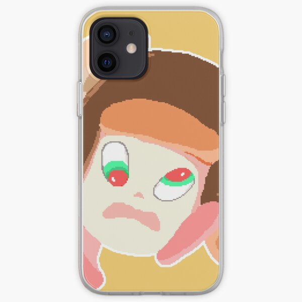 Void in the Sky - Enemy Sticker iPhone Soft Case