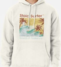 Stoic Surfer™ Hawaii Edition Pullover Hoodie