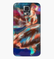 Abstract Duck Case/Skin for Samsung Galaxy