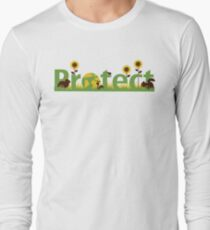 Protect our planet Long Sleeve T-Shirt