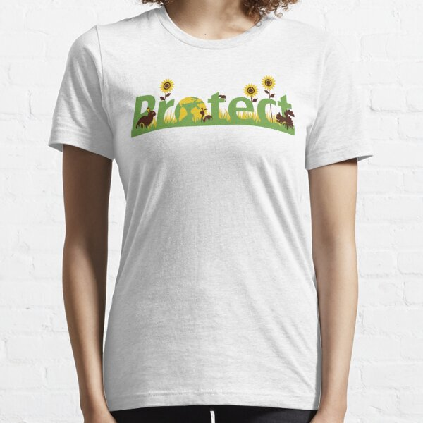 Protect our planet Essential T-Shirt