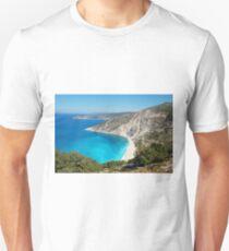 Myrtos Beach Unisex T-Shirt