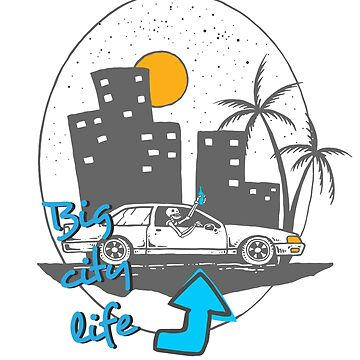 Big City Life by Legendemax