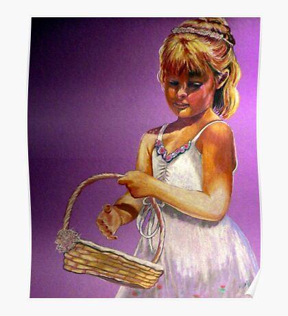 The Flower Girl Poster