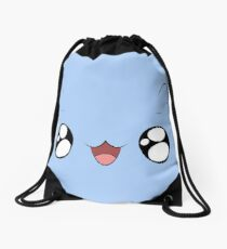 Catbug Drawstring Bag