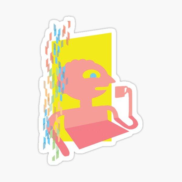 PRISMO THE WISH MASTER Sticker