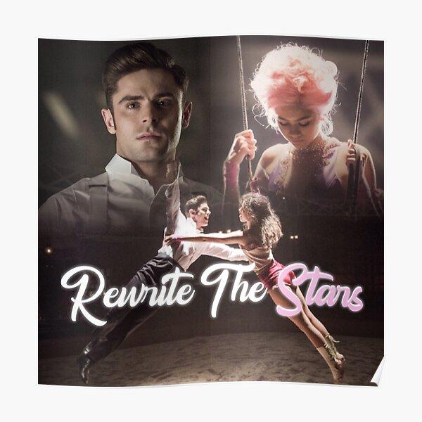 Réécrire les étoiles Poster