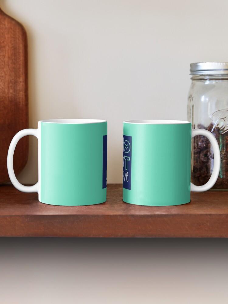 Alternate view of Do what you love- OT Mug