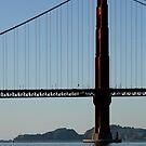 Golden Gate Bridge by Jennifer Chan