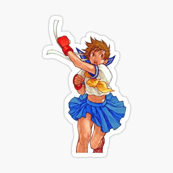 SAKURA Sticker