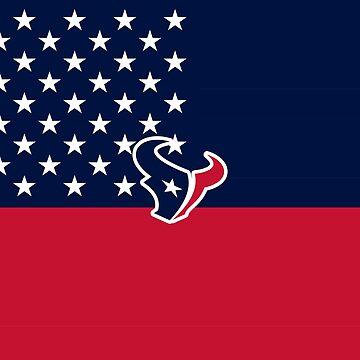 Texans Flag by umkarasu