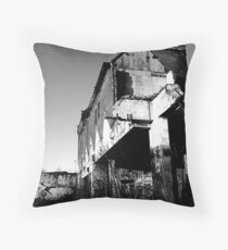 Demolition 2 Throw Pillow