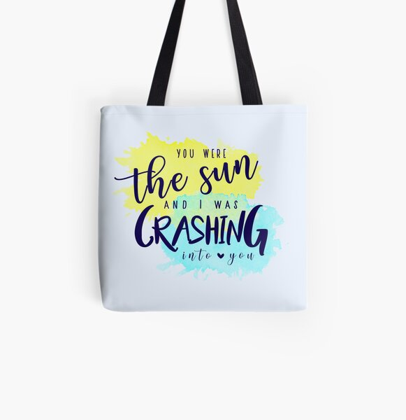 Carry On All Over Print Tote Bag