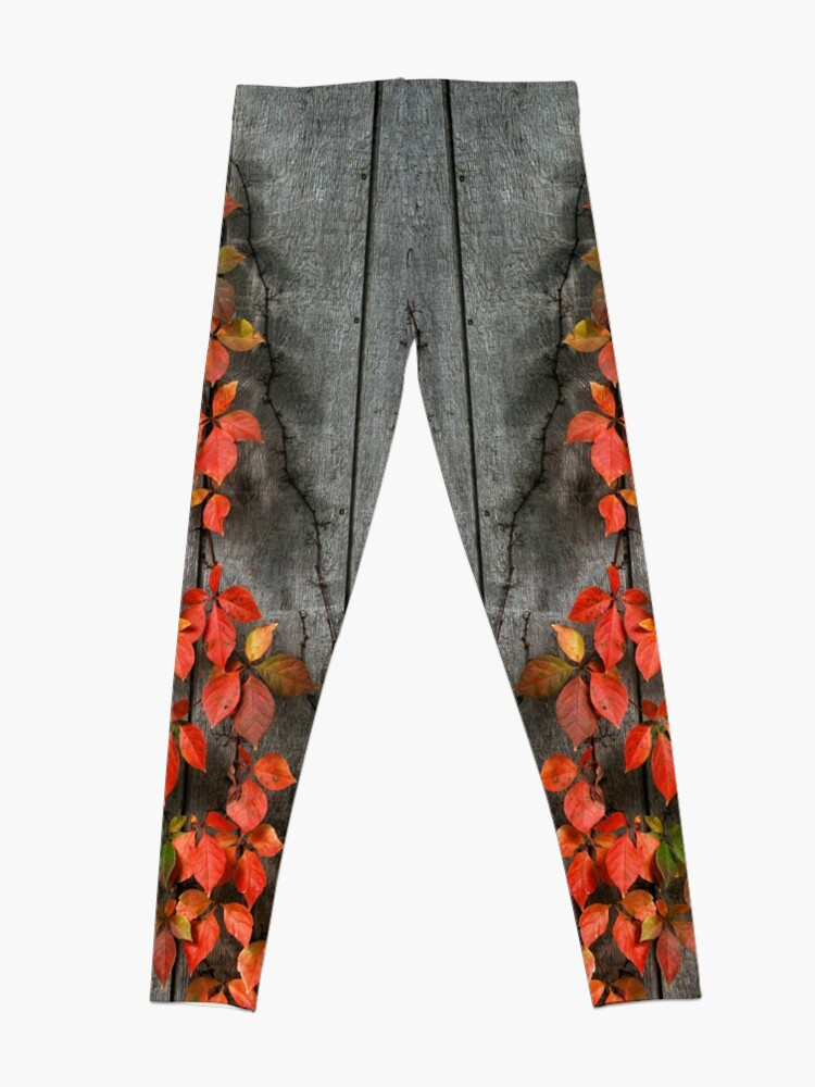 Alternate view of Autumn Creepers Leggings