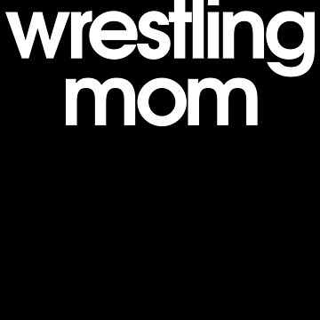 Wrestling Mom Shirt by 25vintageplace