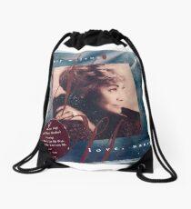Cover of Nancy Wilson's Love Nancy Drawstring Bag