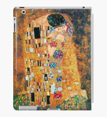 Gustav Klimt - Der Kuss iPad-Hülle & Skin