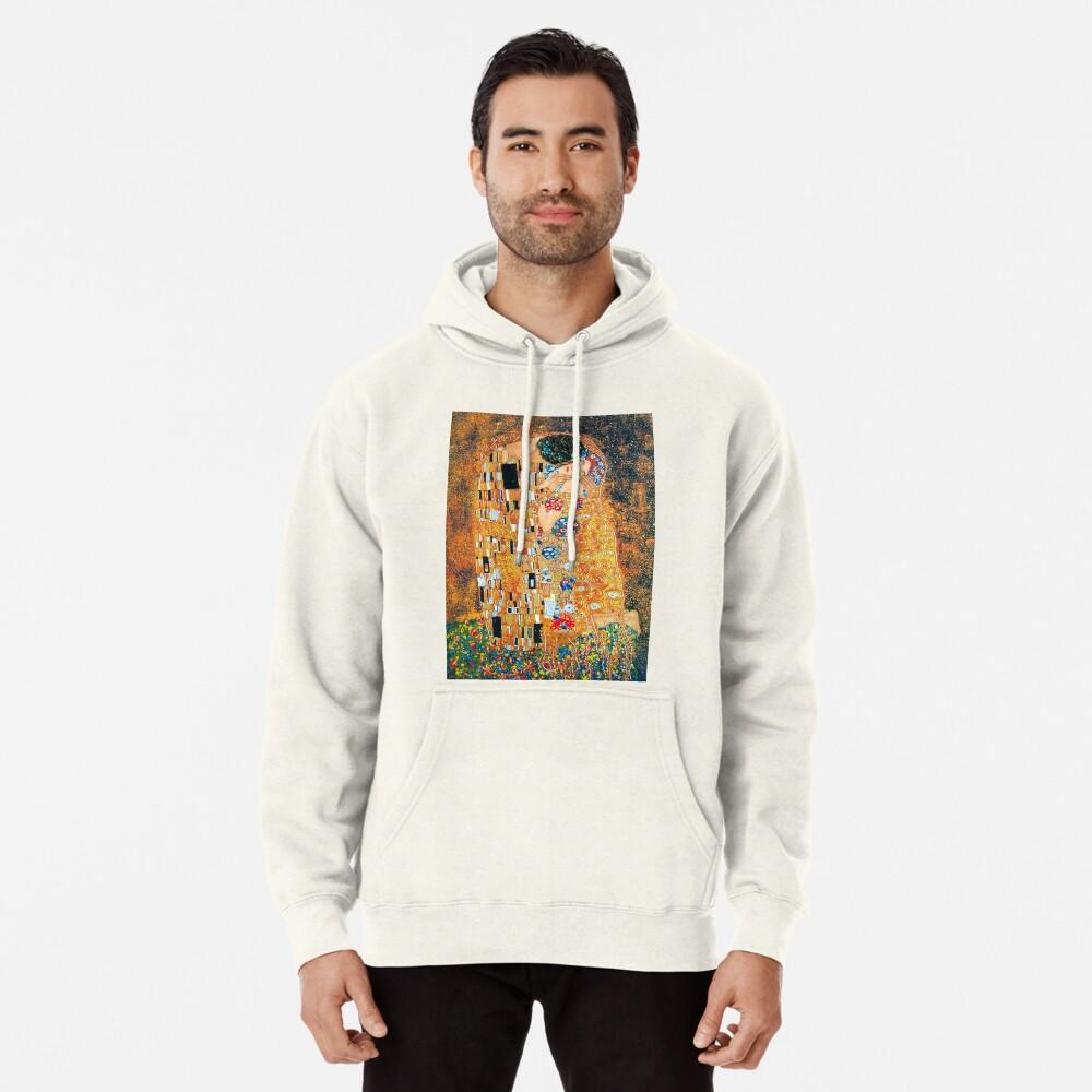 Gustav Klimt - Der Kuss Hoodie