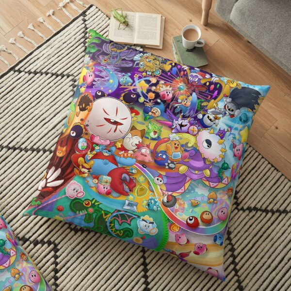 20th Anniversary Floor Pillow