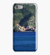 Vernazza from Monterosso iPhone Case/Skin