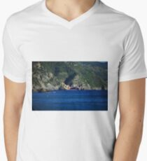 Vernazza from Monterosso T-Shirt