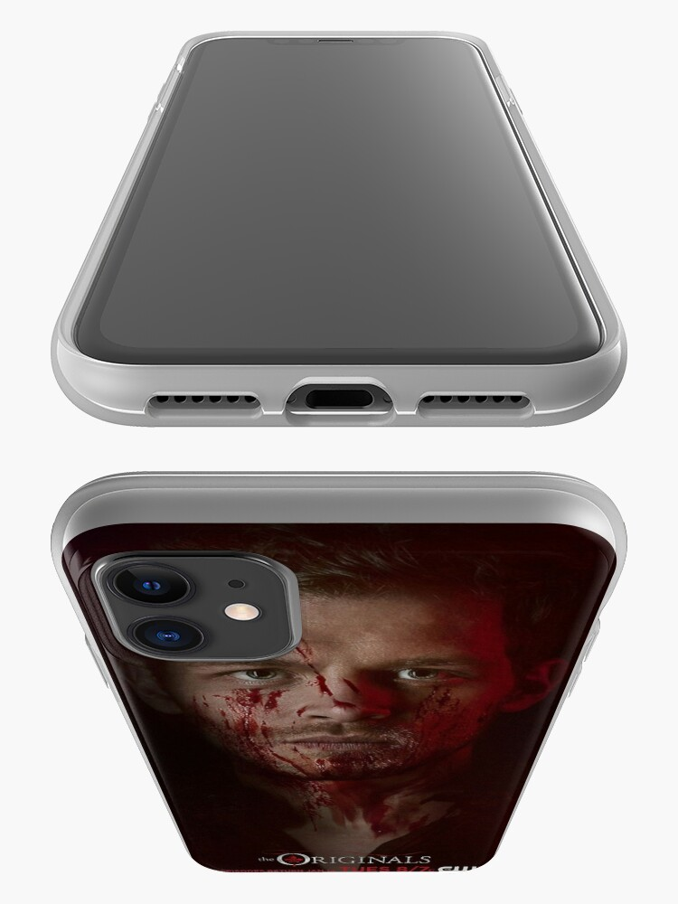 Alternate view of Klaus Mikaelson - The Originals Character Poster iPhone Case & Cover