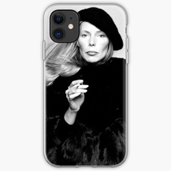 Joni Mitchell iPhone Soft Case