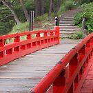 Bridge from Oshima Island by Jennifer Chan