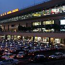 Sendai Station by Jennifer Chan