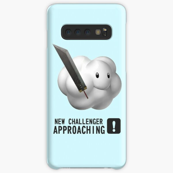 Cloud SSB4 Parody (Super Smash Bros 4) Ultimate Samsung Galaxy Snap Case