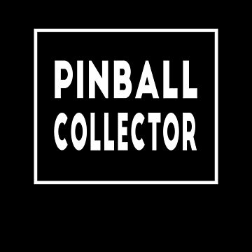 Pinball Collector Pinball Wizard by oddduckshirts