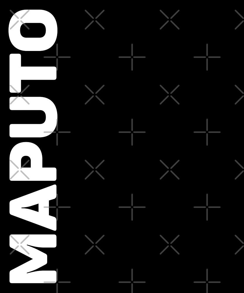 Maputo T-Shirt by designkitsch