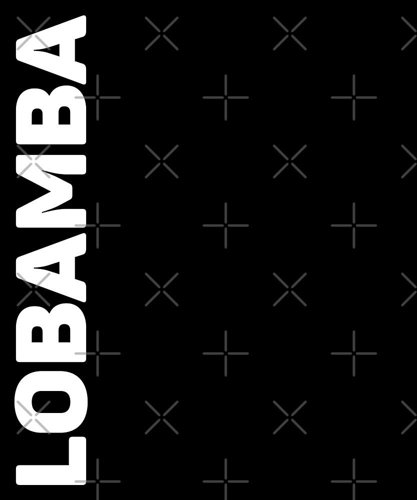 Lobamba T-Shirt by designkitsch
