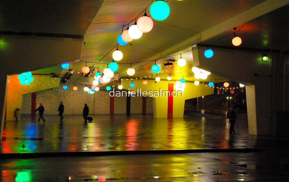 Rainbow Wonderland by daniellesalmon