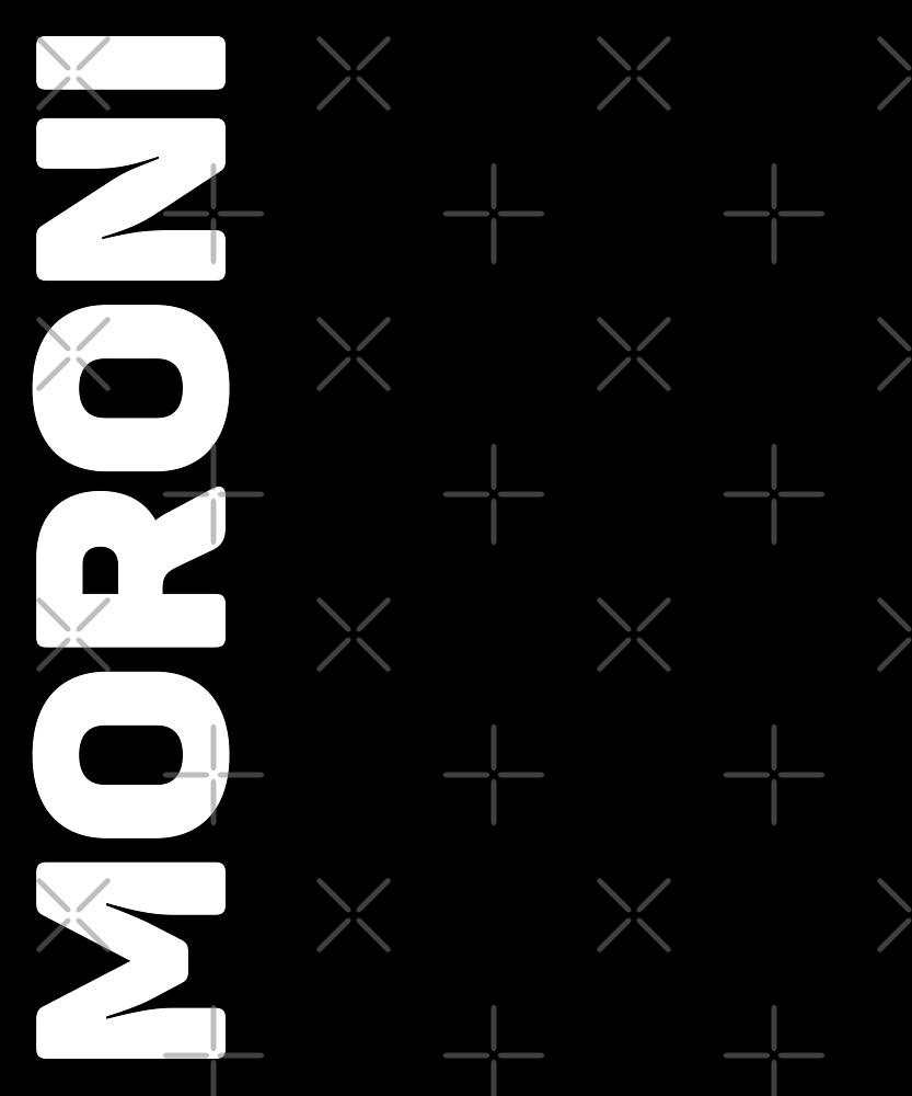 Moroni T-Shirt by designkitsch