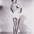 Betty Grable [Oil Paint Rendering] by #PoptART products from Poptart.me