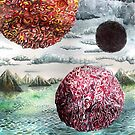 Three Worlds by Davol White