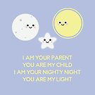 I am your parent – you are my light von Jotteff