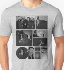 Comic Page Tee 1.01 Unisex T-Shirt