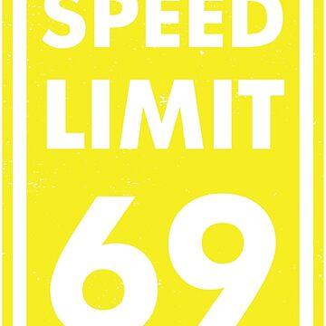 Speed limit 69 by ip7s
