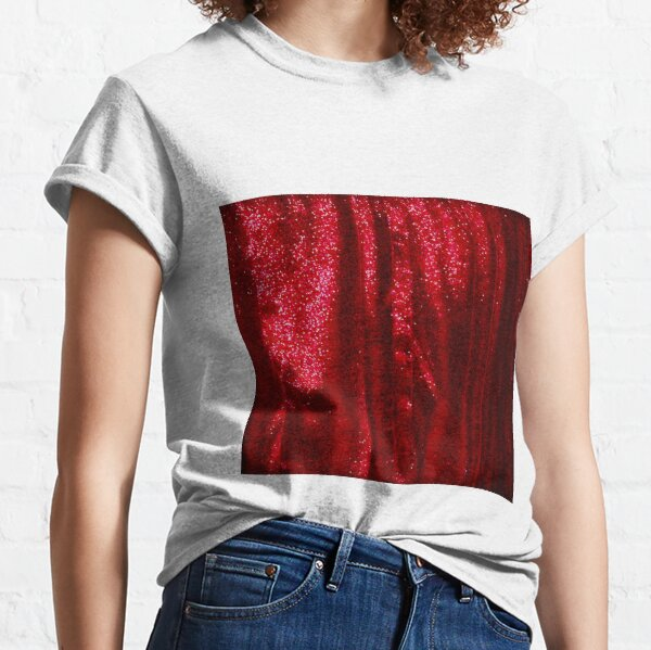 Ruffled Curtains  Classic T-Shirt