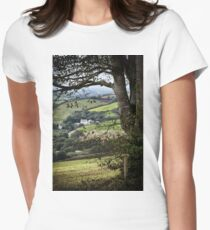 Beneath The Bough Womens Fitted T-Shirt