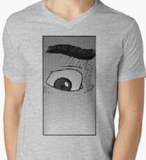Comic Page Tee 1.01/1 Mens V-Neck T-Shirt
