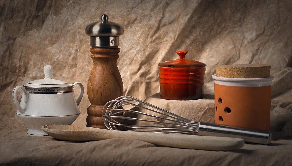 Kitchen by Leroy Laverman