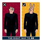 The Right Way by Luis Enrique Cuéllar Peredo