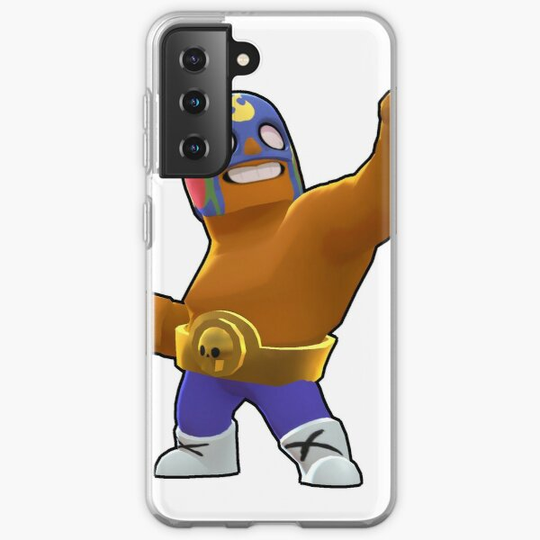 EL PRIMO BRAWL Coque souple Samsung Galaxy