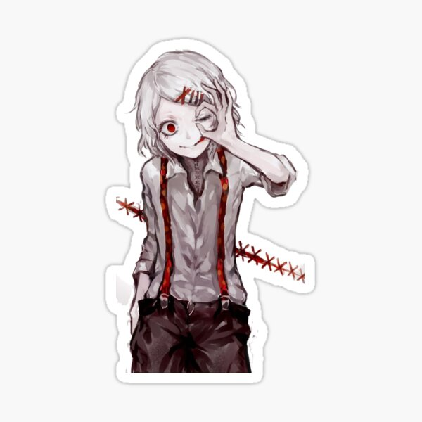 Suzuya juuzo Sticker
