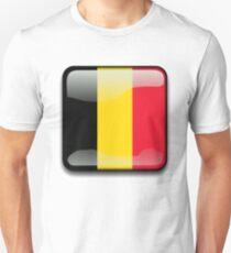 Belgium Flag Icon T-Shirt